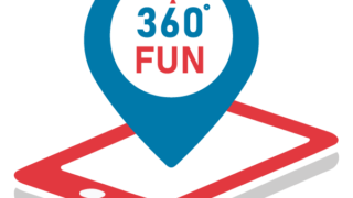 360FUN mobiilimängud logo