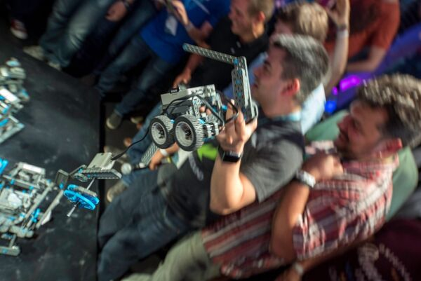 Robot wars 360 Kraadi