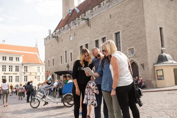 Tallinna vanalinna seiklus gruppidele