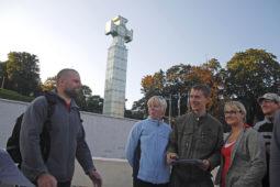 Vanalinnaseiklus Tallinnas Vabaduse väljak
